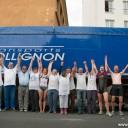 Camion chargé peu partir en Belgique